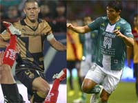 Pumas vs león, Jornada 6