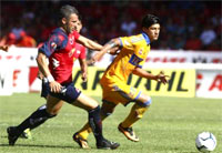 Tigres enfrenta a Veracruz, los dos peores equipos del Torneo