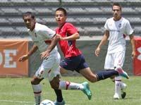 Toluca contra Veracruz, jornada 7