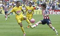 América juega contra Chivas en el clásico de clásicos