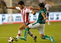 Chivas enfrenta a León en casa y en este sentido Gudalajara tiene la ventaja