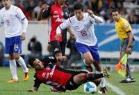 Cruz Azul enfrenta a Atlas, Jornada 13
