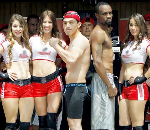 Maromerito Paez jr peleará contra Vivian Harris este sábado