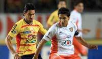 Monarcas vs Jaguares, juego de la jornada 13