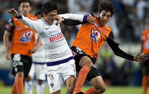 Pachuca contra Monterrey, torneo de clausura 2014