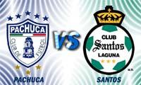 Santos juega contra Pachuca para posicionarse mejor