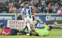 Pachuca contra Veracruz en la Jornada 13