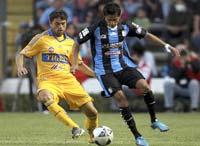 Tigres enfrenta a Querétaro en su casa en la Jornada 12