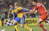 Toluca enfrenta a Tigres en la jornada 13