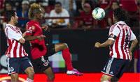 Xolos contra Chivas, juegos de la jornada 10