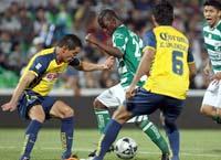 América enfrenta a Santos en el Estadio Azteca