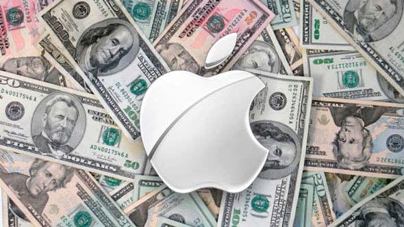 Apple sigue ganado dinero a pesar que sus ventas de iPod ha bajado. Tim Cook orgulloso de resultados trimestrales.Lanzara nuevos productos que solo Apple podrá poner en el mercado