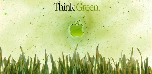 Apple quiere ser ecológico para cuidar el medio ambiente