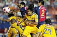 Potos de Hierro vs Tigres de la UANL, Jornada 14