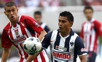 Chivas contra Monterrey en la jornada 17