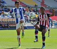 Chivas contra Pachuca Jornada 14