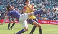 Cruz Azul juega contra Morelia en el Estadio de los Monarcas