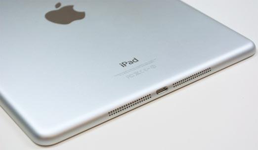 iPad Air 2 con novedades