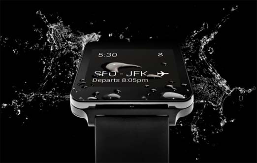 Lg G Watch, reloj inteligente