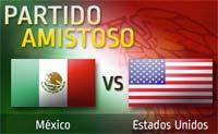 México enfrenta a Estados Unidos en un amistoso previo al mundial
