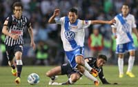 Monterrey contra Veracruz, Jornada 16
