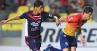 Morelia contra Veracruz en el estadio de Morelia abriendo los juegos de la Jornada 14