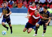 Pumas juega contra Veracruz en la Jornada 15