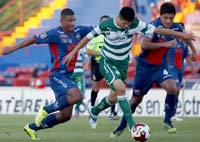 Santos enfrenta al Atlante este domingo 13 de abril