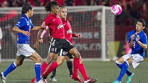 Xolos de Tijuana contra Cruz Azul, semifinales de la Concachampions