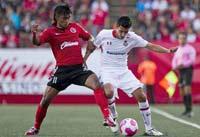 Xolos enfrenta a Toluca en el Estadio Caliente de Tijuana