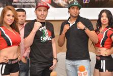 Chávez le gana a Sandoval en reñida pelea