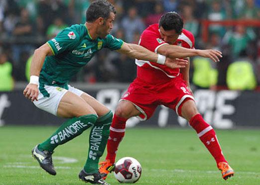 León contra Toluca semifinales