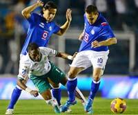 León vs Cruz Azul juego de vuelta