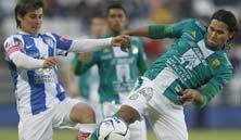 Pachuca contra León la gran final