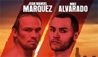 Márquez enfrenta a Alvarado este sábado 17 de Mayo