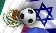 México contra Israel en vivo este 28 de mayo