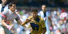 Pumas enfrenta a Pachuca en el estadio Olímpico