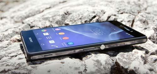 Smartphones de Sony