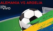 Alemania enfrenta a Argelia este lunes 30 de junio