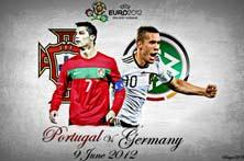 Alemania enfrenta a Portugal en su primer encuentro