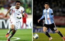 Argentina enfrenta a Irán en Brasil 2014.
