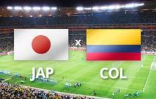 Colombia enfrenta a Japón en un difícil encuentro