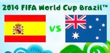España enfrenta a Australia en su juego de despedida