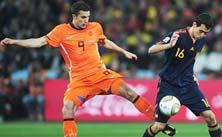 España enfrenta a Holanda en un duelo del primer juego