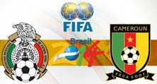 México enfrenta a Camerún en su primer juego