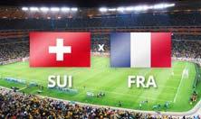 Suiza enfrenta a Francia en un duelo interesante