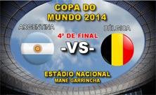 Argentina enfrenta a Bélgica, un duelo de fútbol interesante