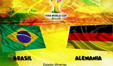 Brasil enfrenta a Alemania para abril semifianles