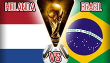 Holanda enfrenta a Brasil para conseguir el tercer lugar