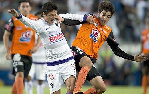 Pachuca contra Monterrey, Torneo de Apertura 2014